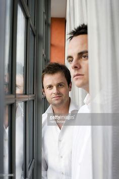 Saturday Night Takeaway, Declan Donnelly, Ant & Dec, Britain Got Talent, Tv Presenters, Ants, Movie Stars, Hot Guys, White Suits