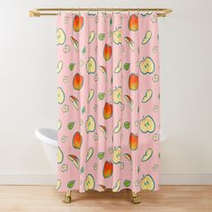 Dream Shower, Buy Apple, Finding Yourself, Bubbles, Curtains, Art Prints, Printed, Awesome, Red