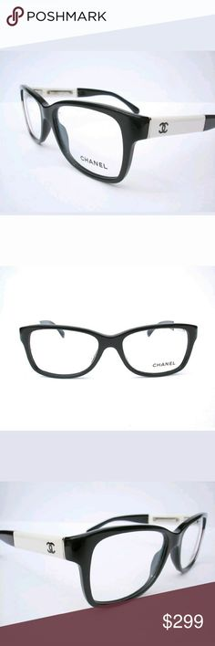 Chanel Eyeglasses New and authentic Chanel Eyeglasses Black frame Size 54mm Includes original case only Chanel Accessories Glasses