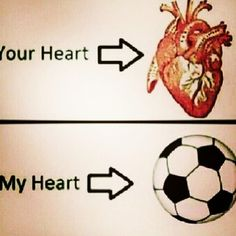 My heart >> yours