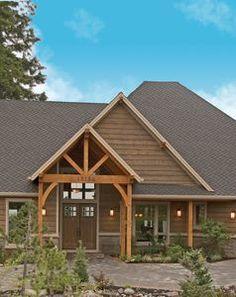 Award-Winning Craftsman Lodge - 69407AM thumb - 15