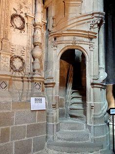 La cathédrale St Etienne de Limoges. Haute-Vienne. Limousin