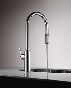 KWC SIN kitchen faucet - new for 2011