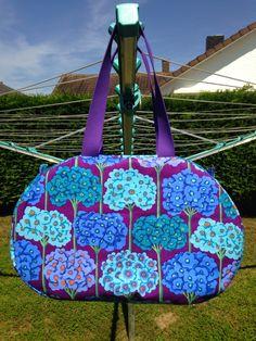Rosalie door Bieke - blog Biezonder (patroon uit 'Mijn tas')