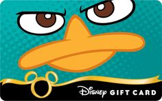 Perry Giftcards! Yes please!