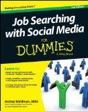 Job Searching with Social Media For Dummies Book Review