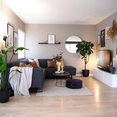 Home Design, Home Interior Design, Living Room Grey, Living Room Interior, Decor Room, Living Room Decor, Home Decor, Lounge Decor, Inside Design