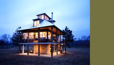 River House by Looney Ricks Kiss in Martins Landing, Bath Springs, Tennessee