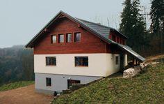 Vila Kamila - Česká republika ubytování Shed, Outdoor Structures, Cabin, House Styles, Home Decor, Decoration Home, Room Decor, Cabins, Cottage