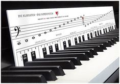 Spectacular How To Learn To Play Piano Chords. Ethereal How To Learn To Play Piano Chords. Reading Sheet Music, Piano Sheet Music, Piano Lessons, Music Lessons, Solfege Piano, Keyboard Noten, Piano Classes, Playing Piano, Piano Teaching