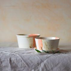 Planter Pots, Ceramic Bowls