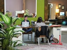 Color as a communication tool for coworking spaces - What each color in a space inspires. | Deskmag | Coworking