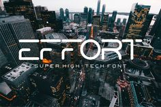 Ad: Effort High-Tech Font by Studios on Effort is a sans-serif uppercase font, perfect for something related to technology. --- What you get: - Effort OTF - Effort TTF --- Unicode: Best Sans Serif Fonts, English Characters, Free Typeface, Best Free Fonts, Good Jokes, Premium Fonts, Effort, Technology, Fonts