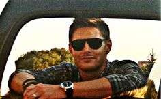 Jensen looking good as always!!