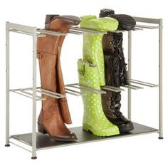 6-Pair Boot Rack