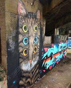 Foundry5, Wall banging in Dublin, Ireland, 2016