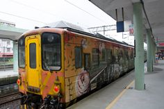 Final stop at Jiufen station, Taiwan.