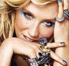 Kesha, gems and diamonds, love it