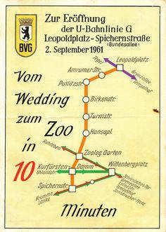 Good  ucVom Wedding zum Zoo in Minuten ud