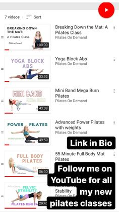 Pop Pilates, Pilates Studio, Pilates Workout, Fitness Exercises, Fitness Tips, Weight Loss Motivation, Fitness Motivation, Pilates For Beginners, Yoga Block