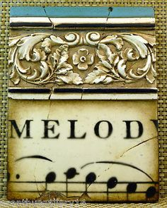 "Sid Dickens ""Melody"""