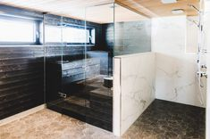 lasiseinä sauna - Google-haku Bathtub, Bathroom, Google, Standing Bath, Bath Room, Bath Tub, Bathrooms, Bathtubs, Bath