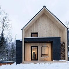 @villaboreale Charlevoix Quebec Canada - Available for rent on @airbnb - More images @tinyhouzz #interiors #interiordesign #architecture #decoration #interior #home #design #photogrid #bookofcabins #homedecor #decoration #decor #prefab #smallhomes #instagood #compactliving #fineinteriors #cabin #tagsforlikes #tinyhomes #tinyhouse #like4like #FABprefab #tinyhousemovement #likeforlike #houseboat #tinyhouzz #container #containerhouse by tinyhousemag