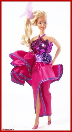 I wanted this Barbie