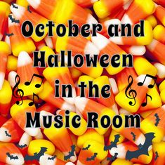 Halloween Music Class Activities - great resources!!! from www.learnmemusic.com - Music and Technology in Education