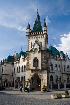 Bratislava, Places To Travel, Places To See, Fantasy Castle, Castle House, Le Palais, Historical Architecture, Holiday Destinations, Beautiful Places