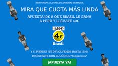 el forero jrvm y todos los bonos de deportes: marca apuestas megacuota Brasil vs Peru Copa Ameri...