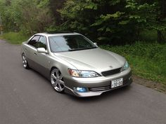 modified lexus es300 toyota windom Lexus cars, Honda