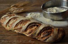 Filoncino+di+pane+sfogliato