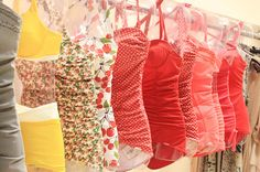 cute vintage swimsuits