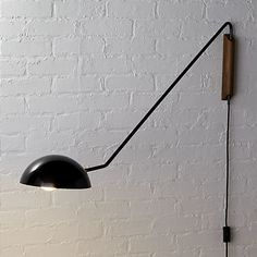 mantis wall sconce | CB2. bedroom