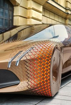 Electric Dreams – The BMW Vision Next 100