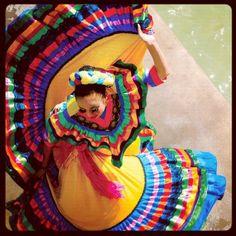 Celebrating Fiesta San Antonio 2012