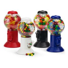 retro looking candy dispenser