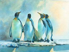 Watercolour Painting tutorials