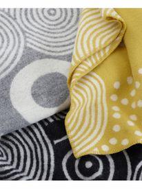Lotta Glave Vinyl Wool Blanket