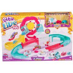 Little Live Pets S3 Lil' Mouse Fun Park Trail - Walmart.com