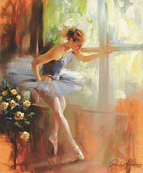 Ballerina dancing to a track of Music🎼🎵❗️ on We Heart It Art Ballet, Ballerina Painting, Ballerina Kunst, Dance Paintings, Oil Paintings, Art Graphique, Beautiful Paintings, Oeuvre D'art, Art Oil