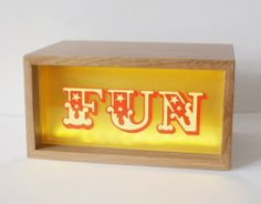 Dandy Star's Magic light box diffuses a soft glowing light that's perfect for bedside reading or a beautiful way to keep the dark at bay in a kids room Carnival Font, Star Magic, Kids Lighting, Kids Store, Box Design, Dandy, Special Gifts, Party Supplies, Things To Come