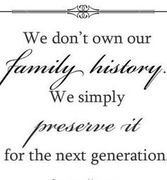 Discover and share Family History Lds Quotes. Explore our collection of motivational and famous quotes by authors you know and love. Genealogy Quotes, Family Genealogy, Family Roots, All Family, Family History Quotes, Family Tree Quotes, Family Trees, Family Gathering Quotes, Quotes About History
