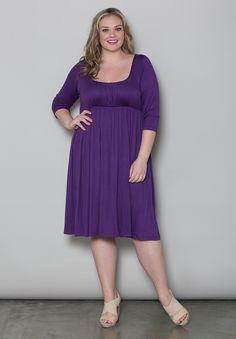 Plus Size Dresses | Juliet Dress | Swakdesigns.com