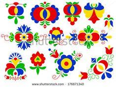 stock-vector-moravian-folk-ornaments-south-moravia-czech-republic-vector-version-available-as-raster-too-176671340.jpg (450×339)