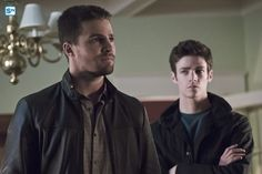 """Here's a bevy of pictures from """"Legends of Yesterday"""" and """"Legends of Today"""", the two-part crossover event between Arrow and The Flash—go here to see more from """"Yesterday"""""""