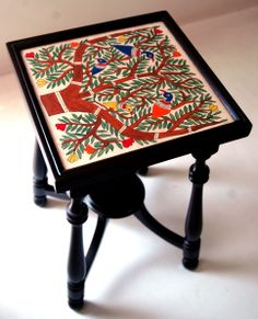 New hand painted furniture designs folk art 49 Ideas