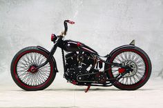 Ferry Clot's Panafina Motorbike by AMD World Championship, via Flickr