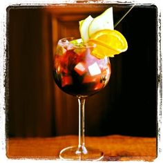 Fully Loaded Sangria